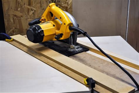 Diy Circular Saw Jig
